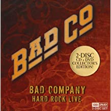 Bad Company: Hard Rock Live (CD+DVD)