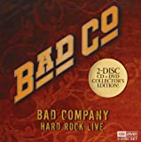 Bad Company: Hard Rock Live (CD+DVD) music