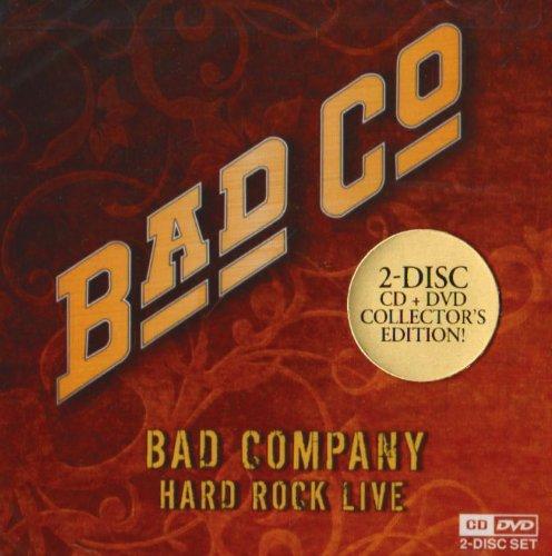 Ralphs Bad Company Mick - Bad Company: Hard Rock Live (CD+DVD)