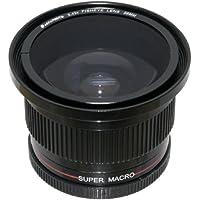 AGFA 0.42X Super Macro Fisheye Lens 58/52mm APFE4258 Basic Intro Review Image