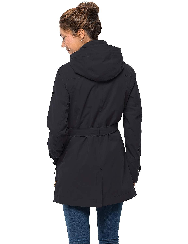 62efcd5d3d Amazon.com: Jack Wolfskin Women's Kimberley Coat: Clothing