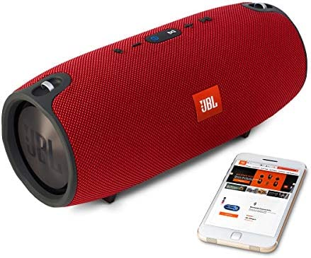 JBL Xtreme Portable Wireless Bluetooth Speaker Red