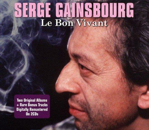 CD : Serge Gainsbourg - Le Bon Vivant (United Kingdom - Import)