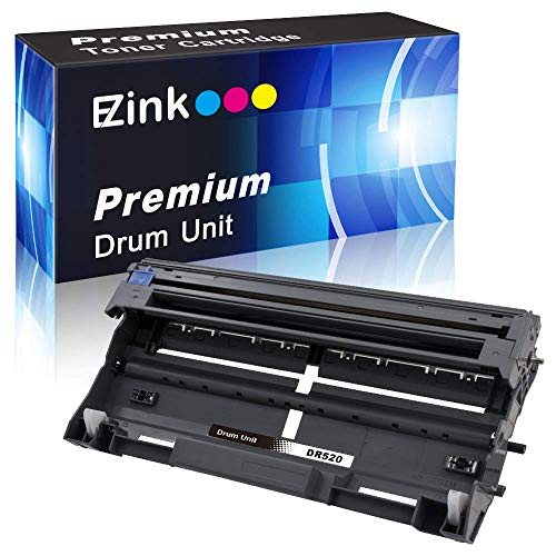 E-Z Ink (TM) Compatible Drum Unit Replacement for Brother DR520 DR620 High Yield to use with DCP-8065DN DCP-8060 HL-5240 HL-5250DN HL-5340D HL-5370DW MFC-8890DW MFC-8460N (1 Drum Unit, 1 Pack) Brother Dr520 Replacement Drum