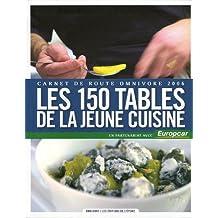 150 tables de la jeune cuisine (Les)