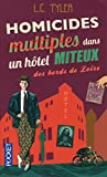 Book Cover for Homicides multiples dans un hôtel miteux des bords de Loire