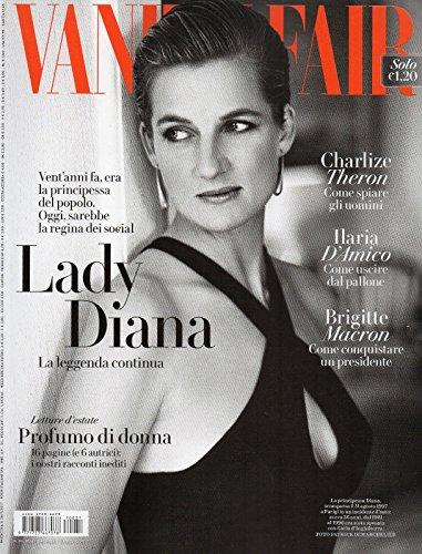 - Vanity Fair Magazine (October, 2017) Meghan Markle Cover