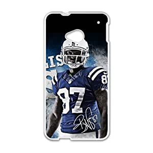 ZXCV colts 37 Reggie Wayne Phone Case for HTC One M7
