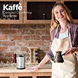 Kaffe KF2020 Electric Coffee Grinder - Stainless