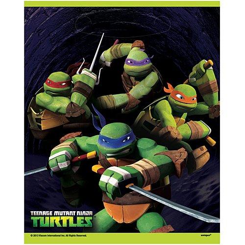 Teenage Mutant Ninja Turtles Goodie Bags, 8ct]()