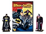 Batman vs. Dracula (with Figurines)