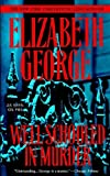 Well-Schooled in Murder, Elizabeth George, 0553384813