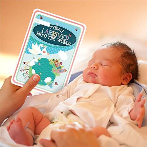 ASVP Shop/® Landmark Moments Milestone Baby Cards Baby Gift and Baby presents Perfect 38 Illustrated cards