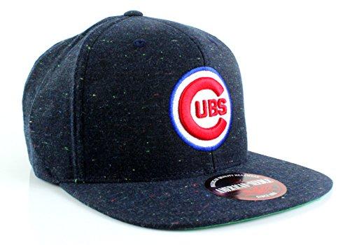 f9c2e312fe5 MLB American Needle Fleck Cotton Adjustable Snapback Hat