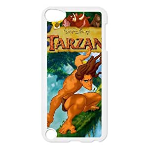 iPod Touch 5 Case White Tarzan SXL Cell Phone Case Customized Durable