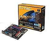 Zotac GF9300-A-E GeForce 9300 FSB1333MHZ LGA775 DDR2 667/800 Motherboard