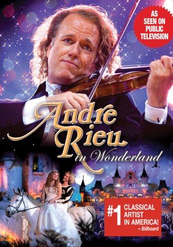 Andre Rieu in Wonderland (+ Bonus - Cd Hut