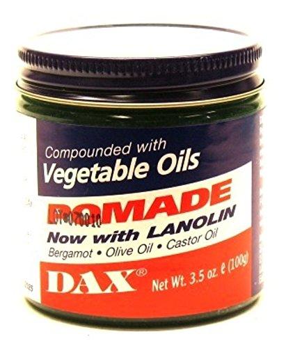 Dax Pomade  3.5oz Jar