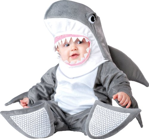 Lets Party Silly Shark Infant / Toddler - Size 18 (Silly Shark Infant & Toddler Costumes)
