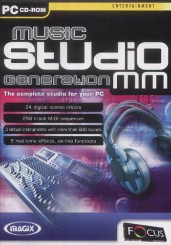 UK music studio generation