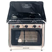 Stansport Stainless Steel Outdoor Stove and Oven