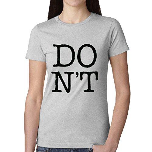 Ed Sheeran Don't Ep T Shirt Women - Rock Nc Bowling
