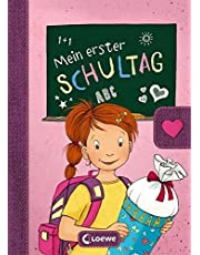 Mein erster Schultag (Mädchen) (Eintragbücher)