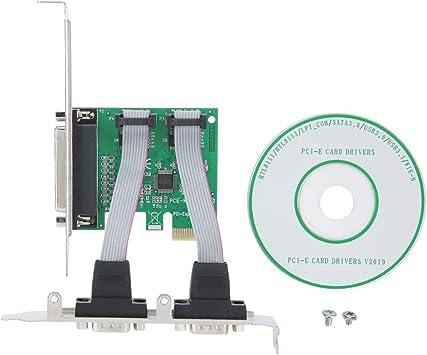 ASHATA Tarjeta Vertical de Tarjeta de expansión PCI-E, PCI-E a 2 ...