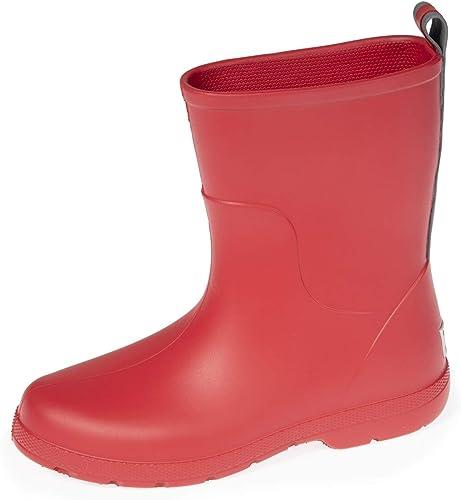 Amazon.it: stivali pioggia bambino Rosso