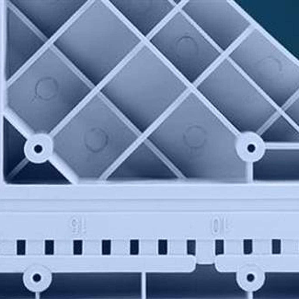 45x42x9cm Furniture Lifter Color : A XINGZHE Washing Machine Stainless Steel Anti-Slip Shock Bracket for Furniture Refrigerator Washing Machine Heavier Items