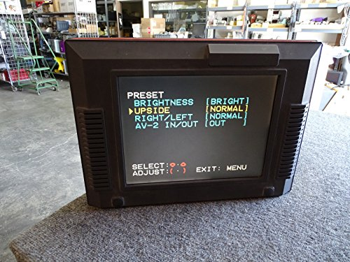 QTV FDP-15 LCD Teleprompter Monitor from QTV