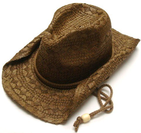 Milani Honky Tonk Inspired Cowgirl Hat Brown