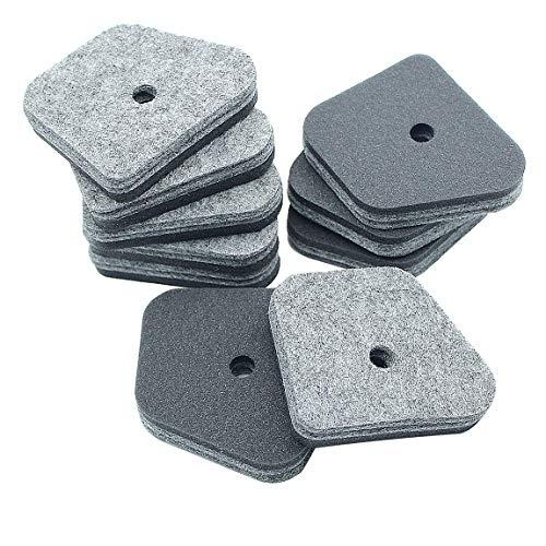 - 10Pcs Air Filter Kit Fit Stihl FS90 R FS100RX FS110R FS130R Hl90 Hl100 KM100 KM130 Trimmer
