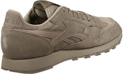 for sale online Reebok Mens Mens Classic Leather Urban Descent Trainers in Khaki - UK 6 clearance cheap lowest price re3QlBIu