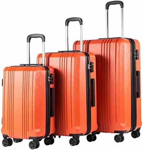 518e38df1f7e Shopping 3 Pieces - Oranges - Luggage Sets - Luggage - Luggage ...