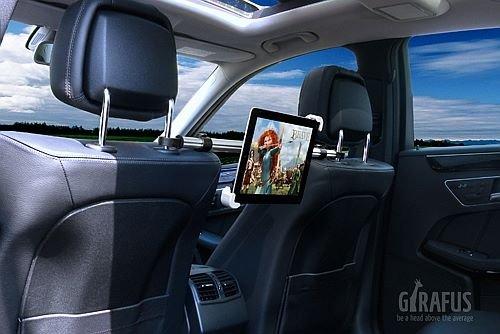 //Samsung GALAXY Tab PRO HTC Asus Girafus /®Relax H3 Universal Tablet Support appuie-t/ête de voiture pour banquette arri/ère tournant /à 360/° pour tablettes de 9,5-14,5 pouces Apple iPad//iPad PRO 9.7/&12.9/'/'