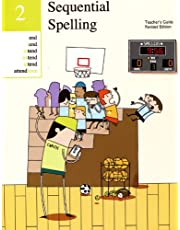 Sequential Spelling 2 Teacher's Guide by Don McCabe (2011-12-24)