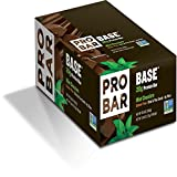 ProBar, Base, 20 g Protein Bar, Mint Chocolate, 12 Bars, 2.46 oz (70 g) Each - 3PC