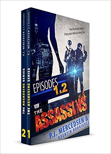 Download amazon bøger gratis The Assassins series, Part 1/2 (Face Off & The Cleaner): A crime action thriller series by P.J. Mercedsen in Danish DJVU B013IAJJUU
