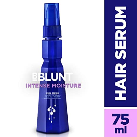 791e709756b Buy BBLUNT Intense Moisture Hair Serum- 75ml Online at Low Prices in ...