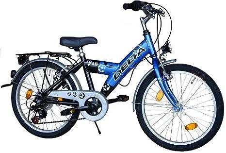 Delta - Bicicleta infantil (20 pulgadas) cambio de marchas Shimano ...