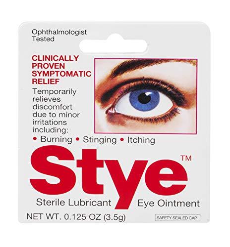 Stye Sterile Lubricant Eye