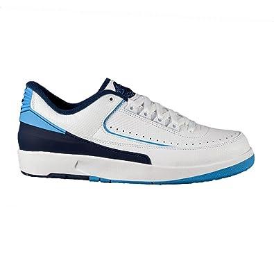 d3ba2996b2a1f3 Nike Air Jordan 2 Retro Low Mens Basketball Trainers 832819 Sneakers Shoes  (UK 6 US