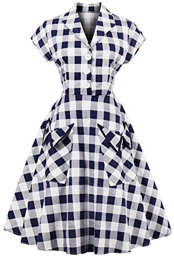 50s 60s rockabilly dresses - 6