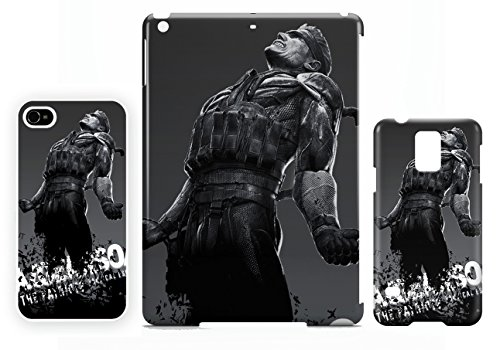Metal Gear Solid iPhone 5 / 5S cellulaire cas coque de téléphone cas, couverture de téléphone portable