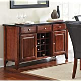 Amazon.com: Server - Buffets & Sideboards / Kitchen & Dining Room ...