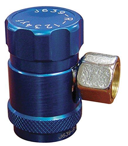 Mastercool (83934) Blue Low Side R1234yf Coupler