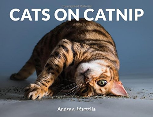 A humorous collection of dozens of photos of funny and adorable cats as they play with, roll in, and chow down their favorite snack of choice -- catnip. Cats love catnip. Whether it's eating it, playing with it, or rolling around in it, catnip turns ...