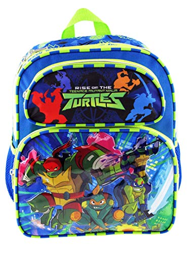 ninja turtle backpack toddler - 8