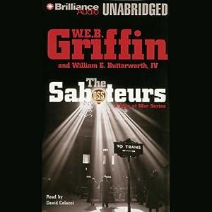 The Saboteurs Audiobook